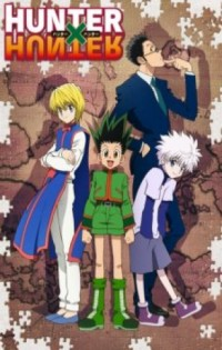 Hunter X Hunter Tube